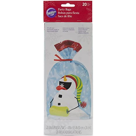 Amazon.com: Wilton 1912-9499 20-Pack Merry and Sweet Party ...