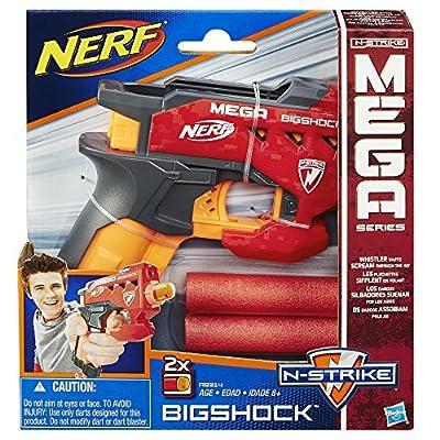 Nerf N-Strike Mega BigShock Blaster: Hasbro: Toys & Games