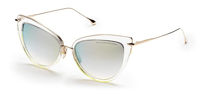 Gafas de sol DITA HEARTBREAKER Clear Cat-eye: Amazon.es ...