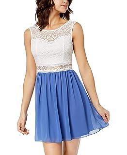 BCX Juniors Scalloped Skirt
