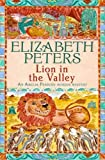 Lion in the Valley by Elizabeth Peters front cover