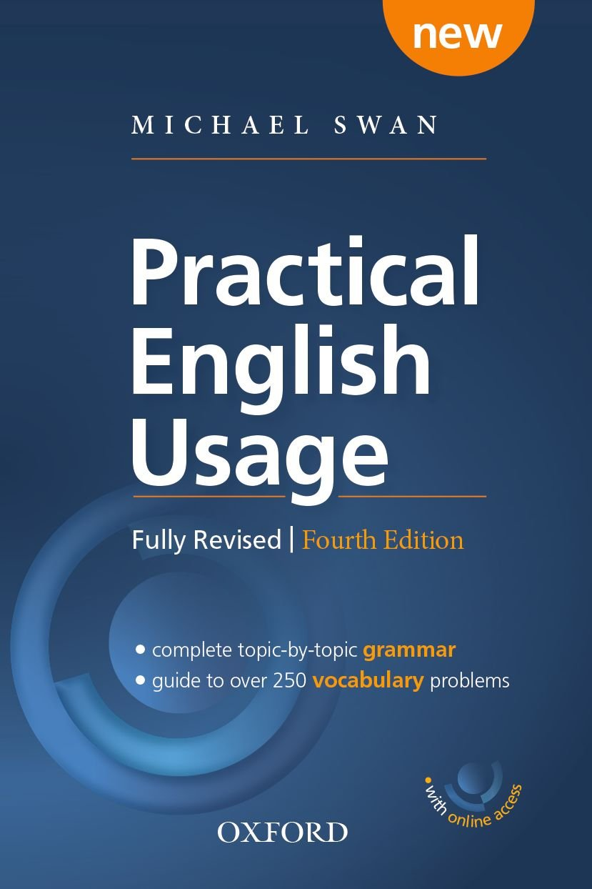 Practical English Usage with online access. Michael Swan's guide to problems in English (Inglés) Tapa blanda – 22 dic 2016 S.A. 0194202410 English language - Usage ELT Course Materials