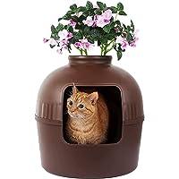 NGLSCXR Multifunctional cat Litter Box Cat Litter Box Multifunctional Pet Hidden Cat Litter Box high-Grade Invisible cat…
