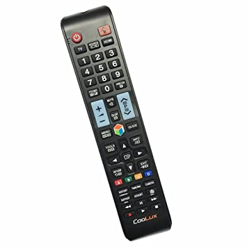 Amazon Universal Remote Control For All Samsung Lcd Led Hdtv 3d