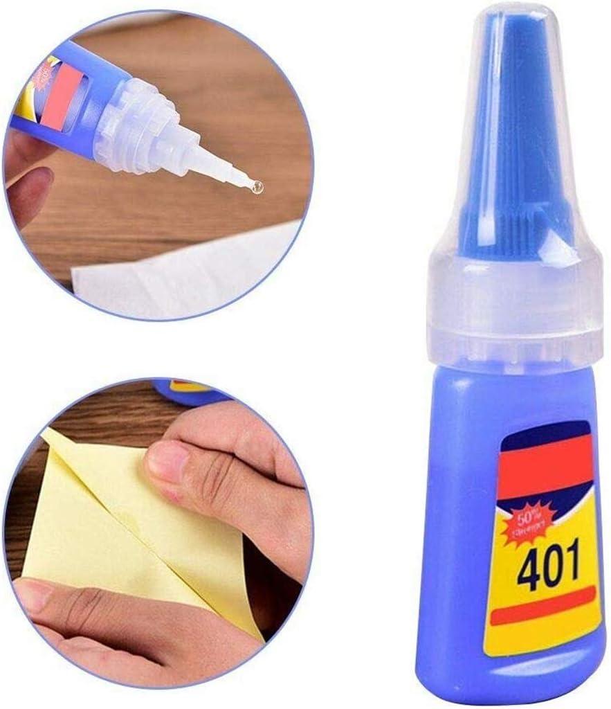 Amazon.com: Mighty Instant Glue, Multi-Purpose 6 Adhesive Super
