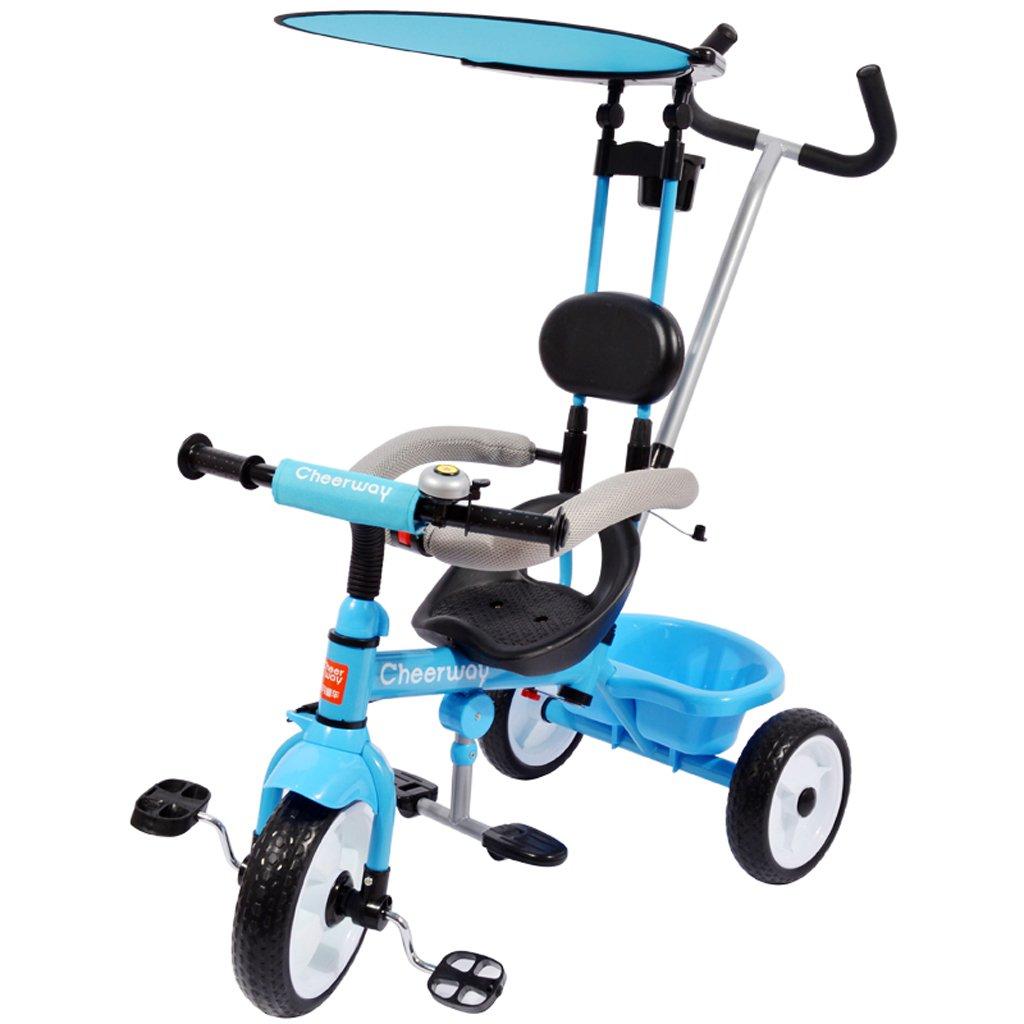 子供用三輪車、自転車、トロリー   B07D9D8WDZ