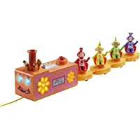 Teletubbies Pull-Along Custard Ride Playset Sound & Light