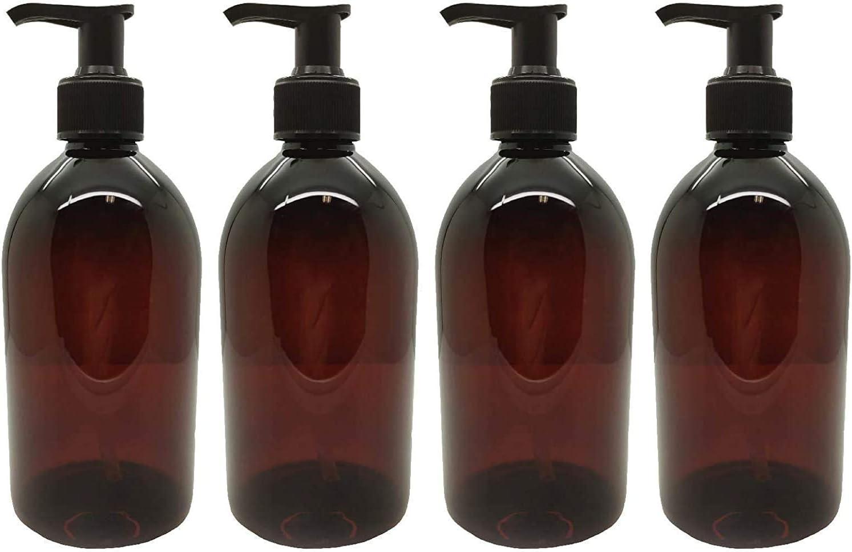 Botes Spray vacios Botella pulverizador Bote dosificador Gel hidroalcoholico de plastico con dispensador de Pico Pato Recargables Libres de bpa frascos de plastico (125 Ml)
