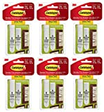 Command Picture Hanging Strips Variety Value Pack, 4-Medium and 8-Large Strips, 6-Pack