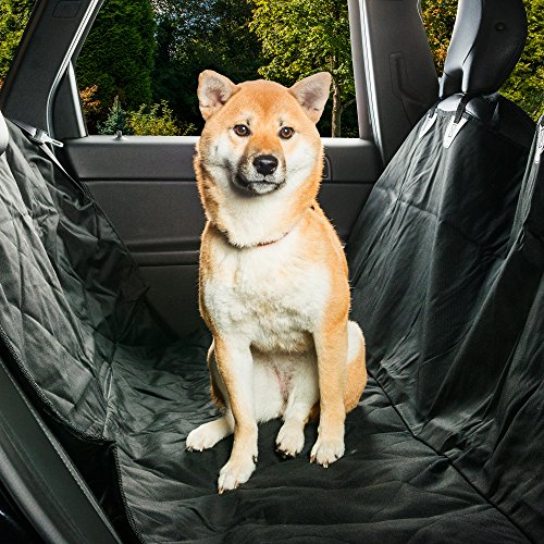 Back Car Seat Cover And Hammock For Dogs Waterproof Luxury Quilted Protector for Pets Review