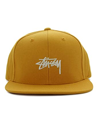 0fc89cd36f4 Image Unavailable. Image not available for. Color  Stussy Stock SU18 Cap ...