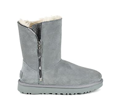 3a5256282e3 UGG Womens Marice Shearling Boot Geyser Size 6