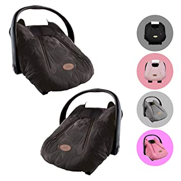 Fantastic Cozy Cover Infant Car Seat Cover Black Quilt The Industry Leading Infant Carrier Cover Trusted By Over 6 Million Moms Worldwide For Keeping Your Inzonedesignstudio Interior Chair Design Inzonedesignstudiocom
