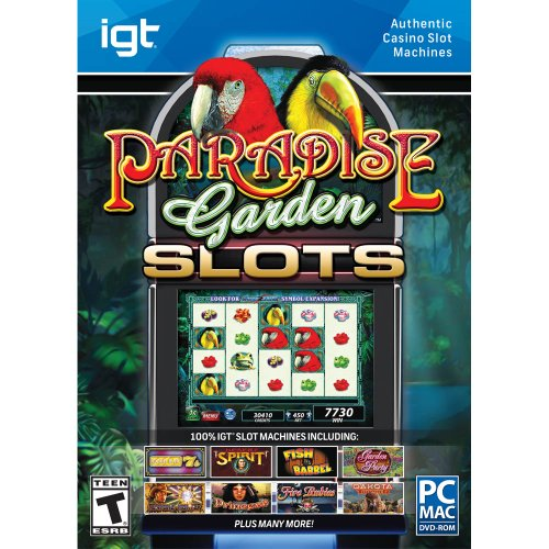 IGT Slots Paradise Garden MAC [Download] by Encore