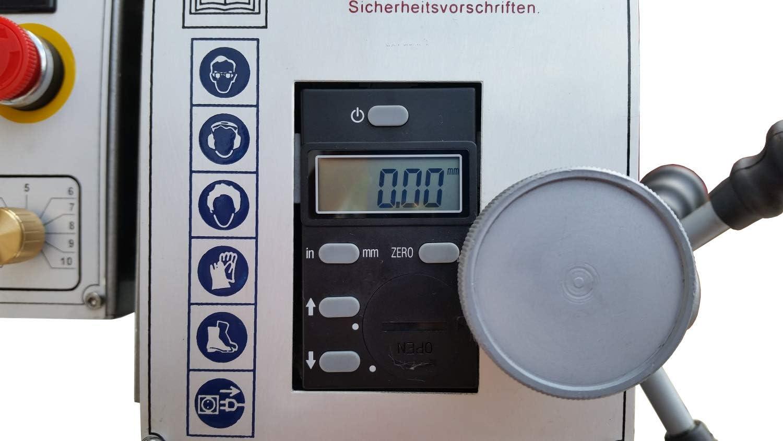 PAULIMOT Bohr-//Fr/äsmaschine F307-V mit frequenzgesteuertem deutschen Motor