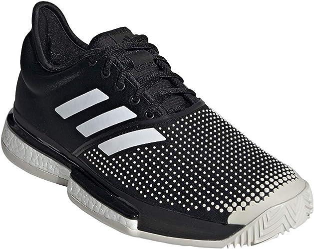 adidas Solecourt Boost M Clay, Chaussures de Tennis Homme