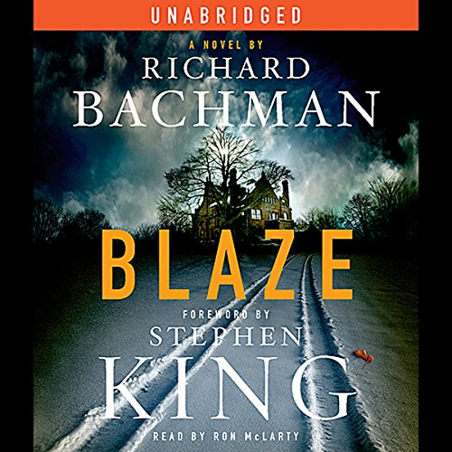 Bargain Audio Book - Blaze