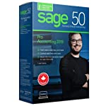 Sage CPRO2019SRT 50 Pro Accounting 2019