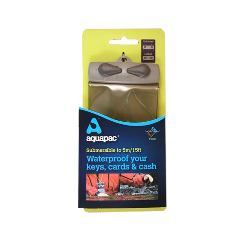 Aquapac Waterproof, Submersible Polyurethane Key Case for Car Keys, Car Immobilizers & Asthma Inhalers, Depth to 150ft / 50m. by Aquapac