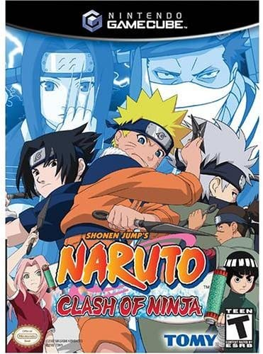 Amazon.com: Naruto: Clash of Ninja by D3 Publisher: Video Games