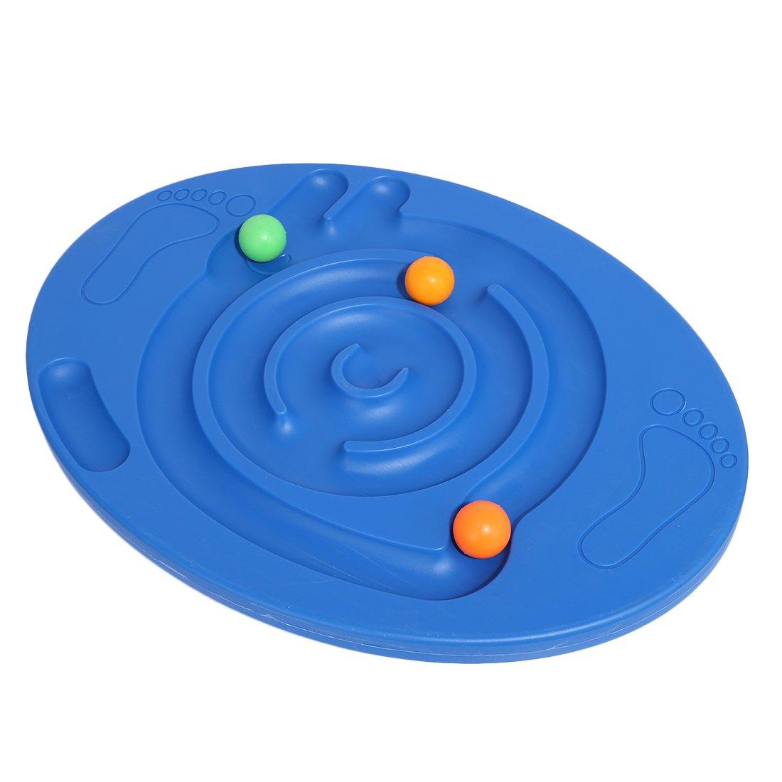 LoKauf Kinder Balance Board Balancierbrett Balancier Schnecke Fußbrett Geduldspiel