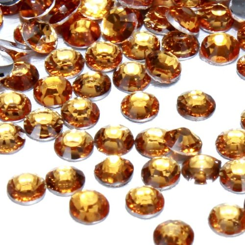 200pcs-2mm-flat-resin-rhinestone-nail-art-tips-cell-phone-decorations-crystal-gold-by-roundy
