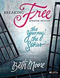 img - for Breaking Free (Bible Study Book): The Journey, The Stories book / textbook / text book