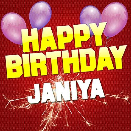 Happy Birthday Janiya Reggae Version By White Cats Music On Amazon