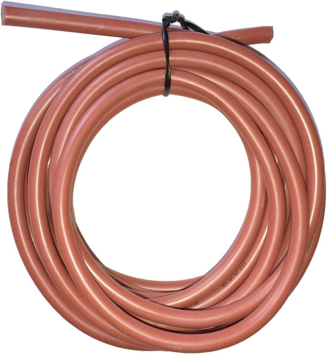 200 /° C 5 x 4m/ètres 60 /° C NorthPada 18 AWG 0,82mm/² Kit de Fil /électrique torons Fils de silicone Fil /étam/é C/âble Cable de cuivre 5 Couleur pour circuit imprim/é PCB 600V 7,5A