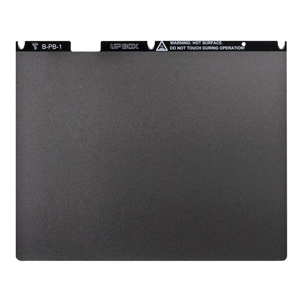 Tiertime UP Flex 250 - Placa de Impresora para UP Box/UP Box+ ...