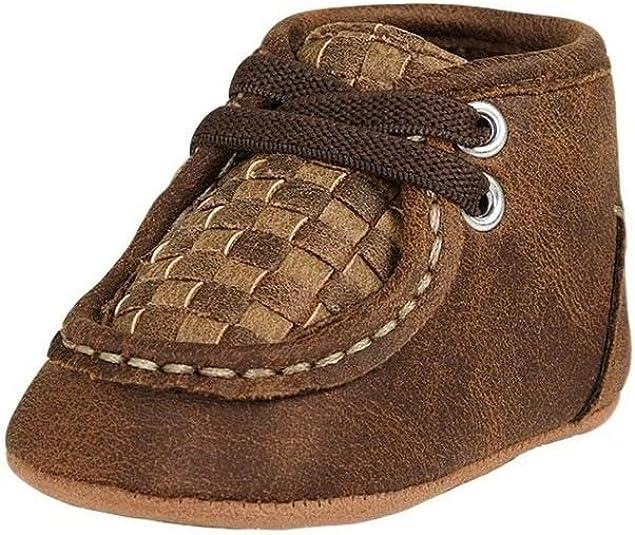double barrel infant shoes