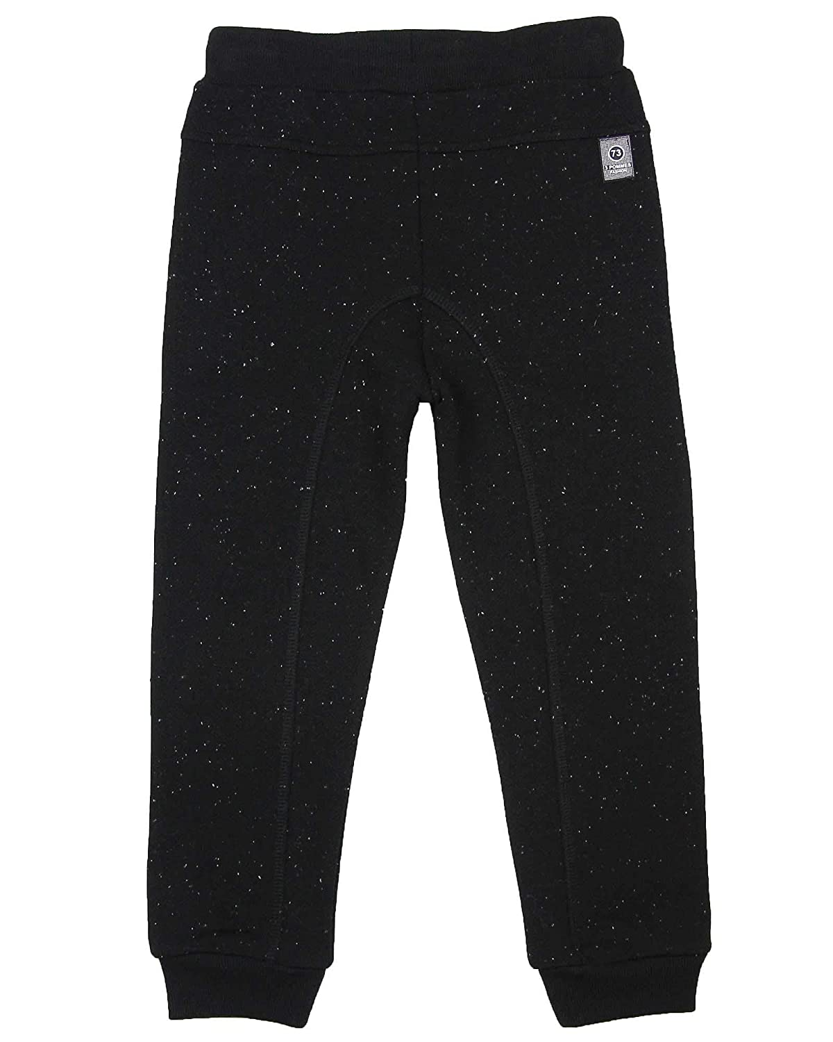 Sizes 4-12 3 Pommes Boys Speckled Sweatpants