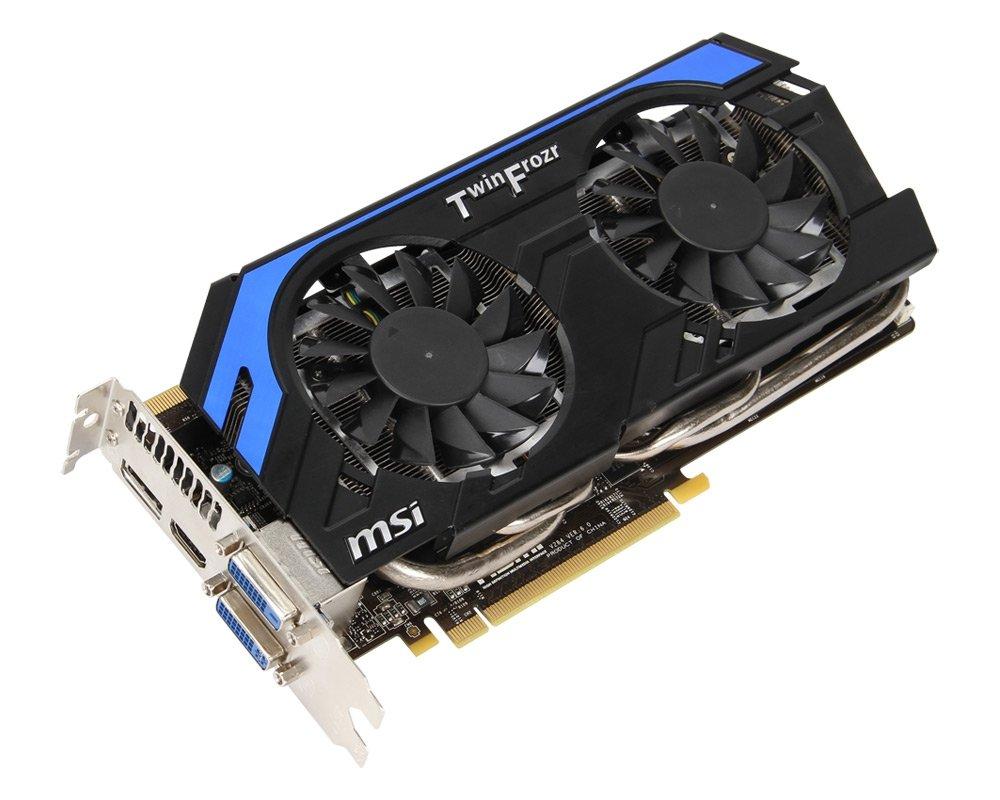 MSI N660TI PE 2GD5 GeForce GTX 660 Ti 2GB GDDR5 - Tarjeta ...