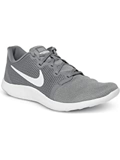 info for 26da3 4c823 Nike Men s Flex Contact 2 Gunsmoke White-Wolf Grey-Black Running Shoes