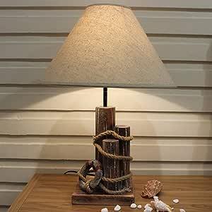 Lámpara de Mesa en Estilo mediter