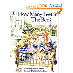 How Many Feet in the Bed? Diane Johnston Hamm and Kate Salley Palmer