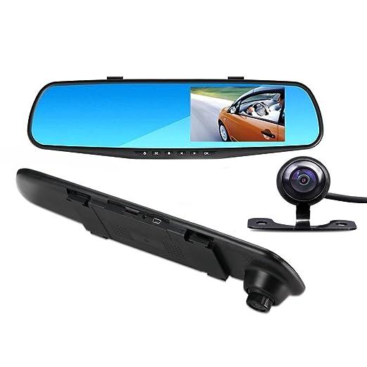 2 opinioni per Dax-Hub TFT LCD ad alta risoluzione Video sensore di parcheggio di retrovisione