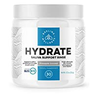 Hydrate - Alleviate Dry Mouth, Oral Sores, Oral Pain and Improve Oral Immunity