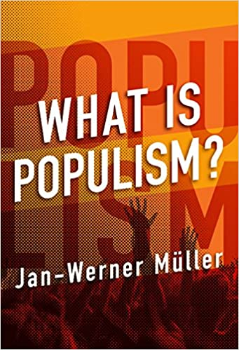 Amazon.fr - What Is Populism? - Mueller, Jan-Werner - Livres