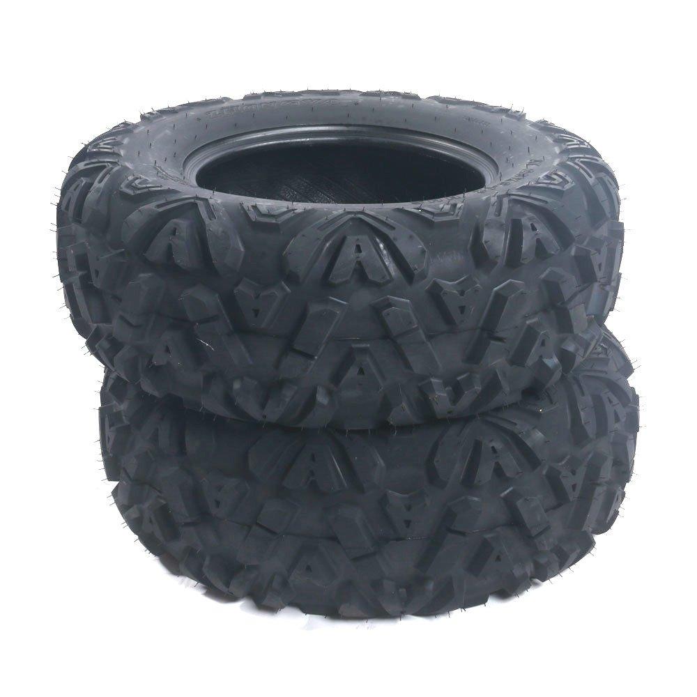 Pack of 2 MOTOOS 26x9-12 ATV UTV Tires 26x9x12 All-Terrain Mud Tires 6PR Tubeless