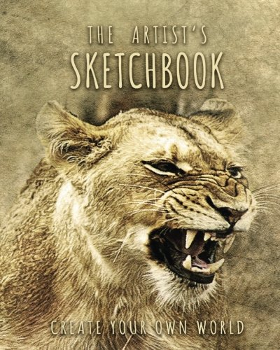 """Download The Artist's Sketchbook: 8""""X10"""" Blank Sketchbook (Sketch Book), Artist Journal, Blank Notebook, Drawing Pad  150 Large Blank Pages  Draw, Sketch, ... Fairy's Sketchbooks Collection) (Volume 38) pdf"""
