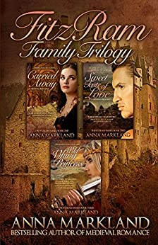 FitzRam Family Trilogy by [Markland, Anna]