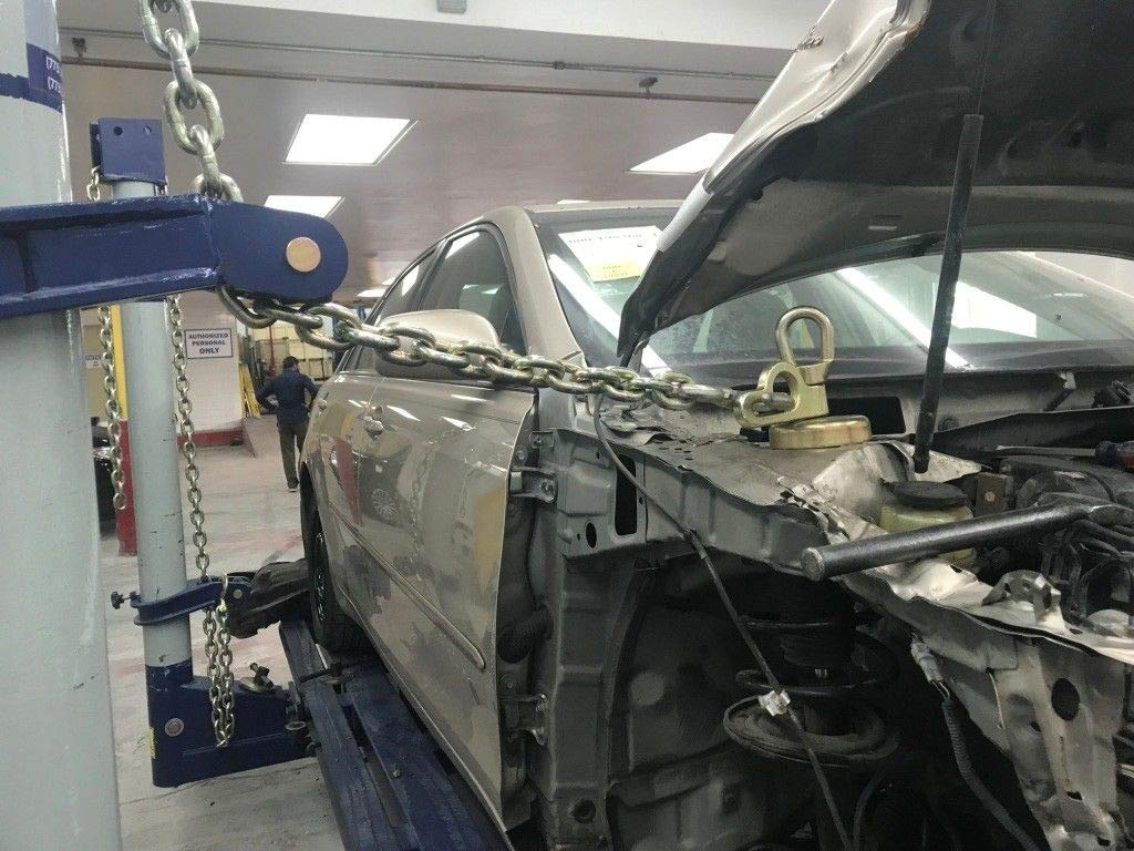 5 Star Heavy Duty AUTO Body Frame Machine Pulling Chain 11 FEET Long