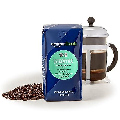Best Organic Fair Trade Coffee Amazon Com