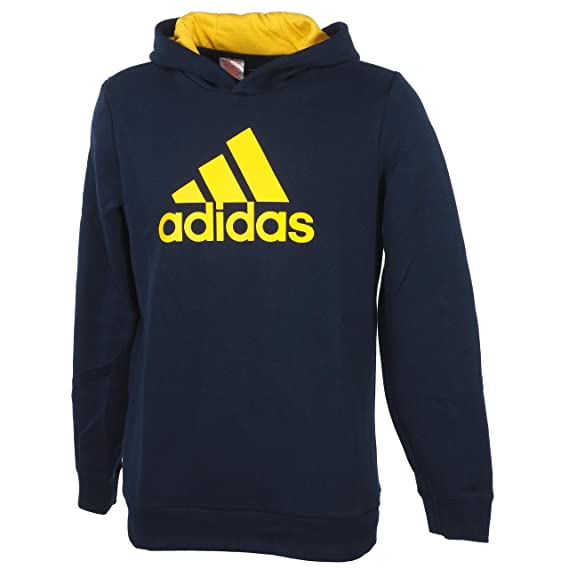 genuine shoes 100% authentic sells adidas YB ESS HD Logo Sweatshirt für Kinder