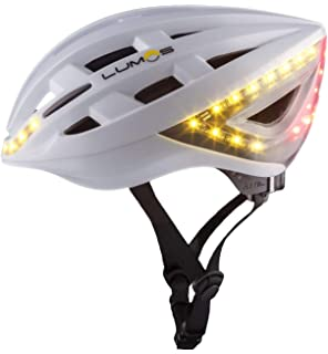 Lumos Kickstart bicicleta casco con intermitente