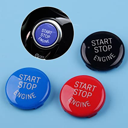 Beler Motor Zündschalter Start Stop Taster Ring Trim Deckel Auto