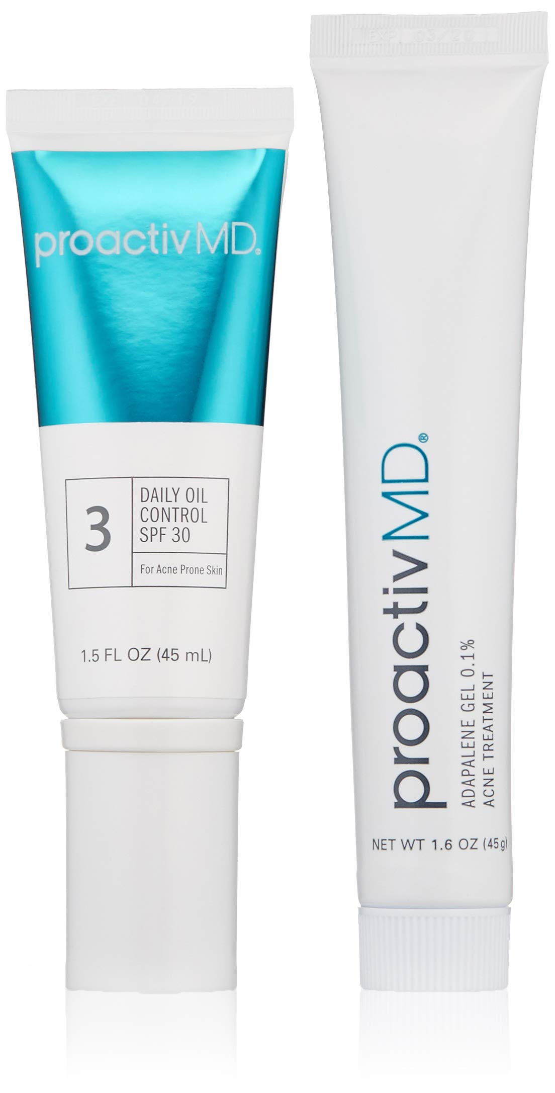 ProactivMD Full Size Daily Oil Control SPF 30 & Adapalene Duo by Proactiv