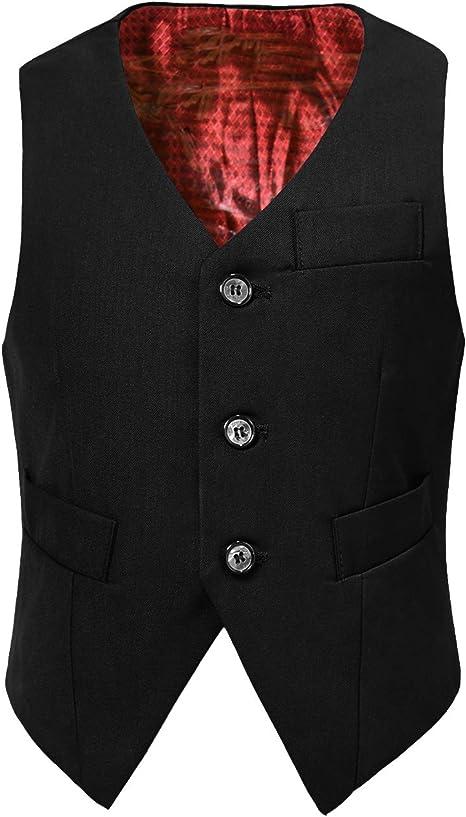 John Deere Childrens Waistcoat Jacket