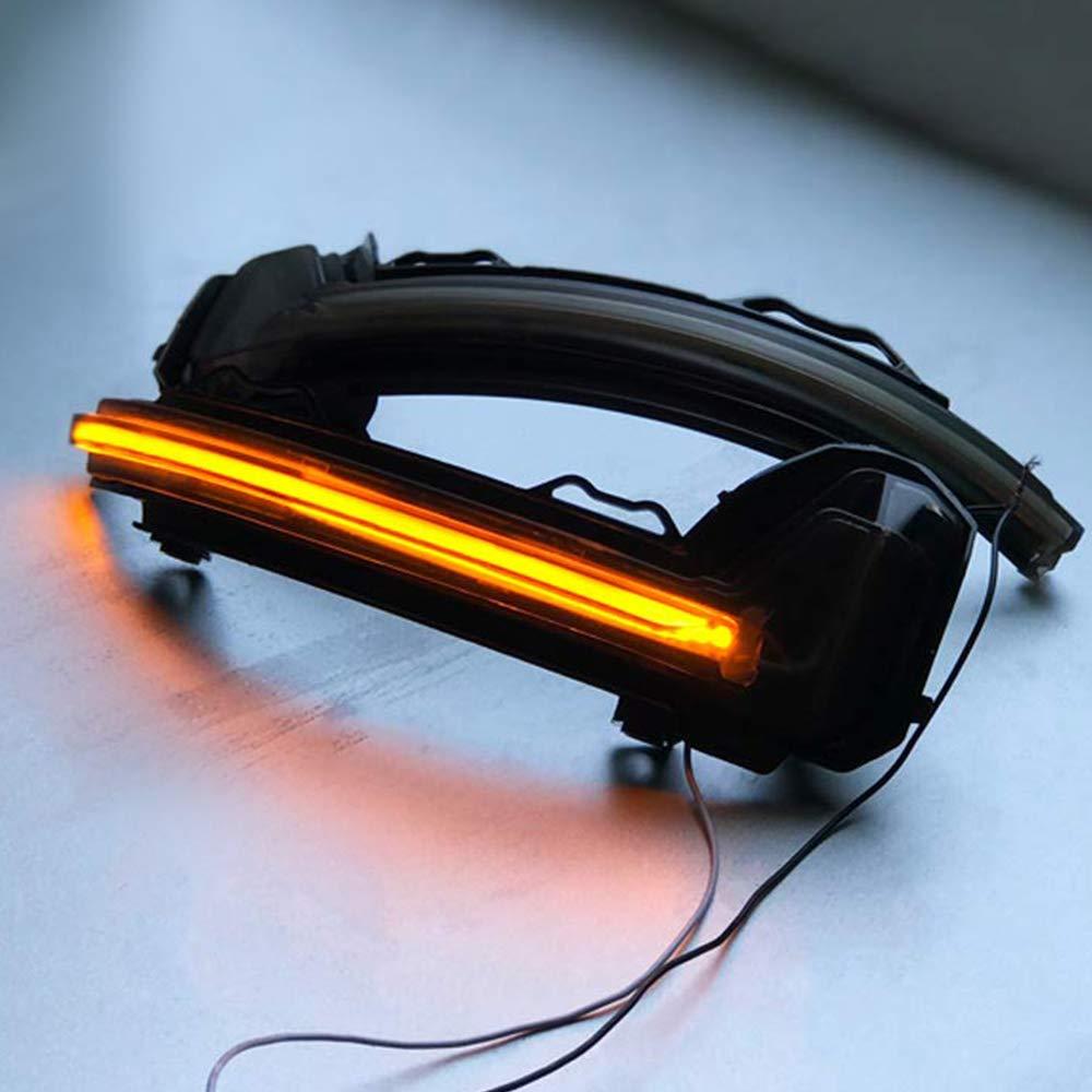 clignotant pour V-W MK2 Touareg MK3 Clignotant LED pour r/étroviseur dynamique